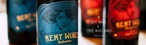 dolcetto wine label up close